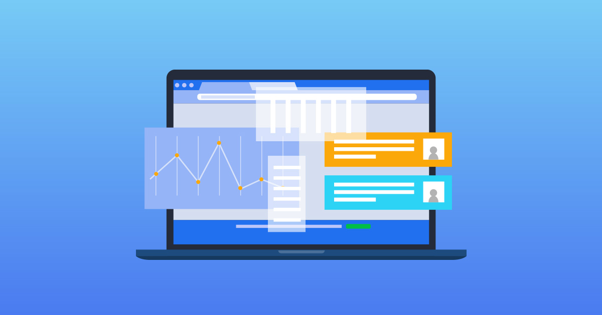 Quais dados é possível extrair de um software de RH